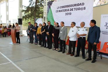 Taller de Cibserseguridad - Escuela Secundaría Técnica No. 49 - Hidalgo