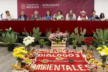 Semarnat lleva a cabo los primeros diálogos ambientales.