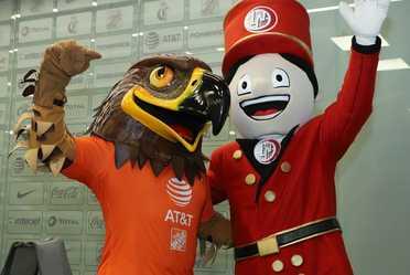 Club América y Lotería Nacional