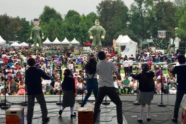 """En el marco del """"Festival de los Derechos de la Niñez"""", reciben autoridades Decálogo para garantizar el derecho a la felicidad de la infancia en México."""