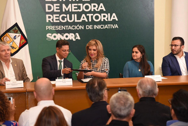 Iniciativa de Ley estatal de Mejora Regulatoria