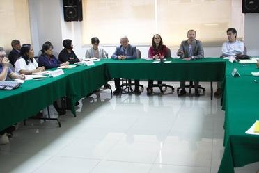 """Taller de Capacitación para la elaboración de diagnósticos territoriales en el marco del """"Proyecto Economía Social: Territorio e Inclusión"""""""