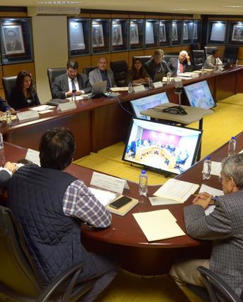 Encabeza Secretario Víctor Villalobos Primera sesión para el manejo sustentable del suelo y agua en regiones noreste y noroeste de México