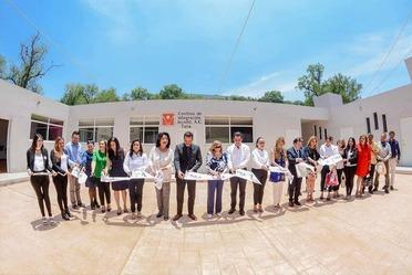 Se inauguran las nuevas instalaciones del CIJ Tula