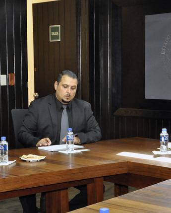 Reunión de Trabajo SNICS - con representantes del Consejo Agro Industrial de Cámara-Agro de Guatemala.