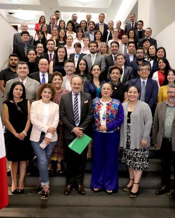 Presentación de resultados y lecciones aprendidas del Laboratorio de Cohesión Social II, México - Unión Europea.