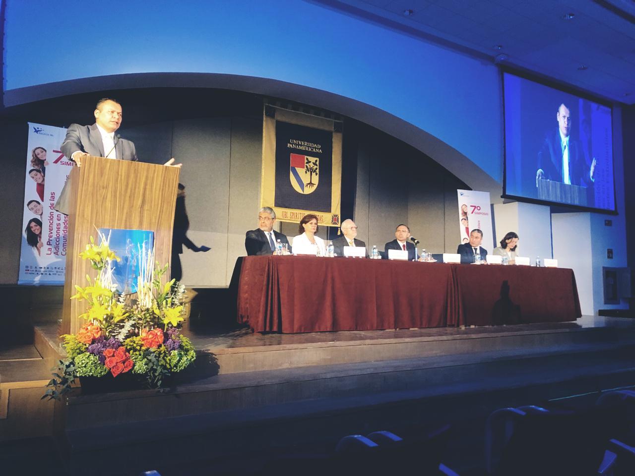 7° Simposio de la Red de Instituciones Educativas contra las Adicciones de la Ciudad de México (RIECA)