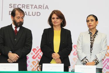 """Entrega de reconocimientos del Programa """"Estímulos a la Calidad del Desempeño del Personal de Salud de la Ciudad de México, 2018"""""""