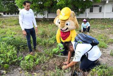 Durante la semana se realizan actividades como reforestaciones sociales, pláticas de cultura forestal, juegos didácticos, desfiles y muchas más.