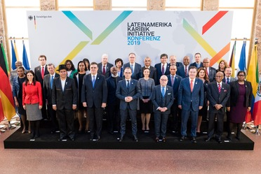 Concluye visita de trabajo a Alemania del secretario de Relaciones Exteriores, Marcelo Ebrard Casaubon