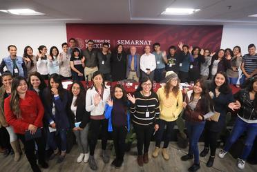 Diálogos: Acercamiento juvenil al Sector Ambiental