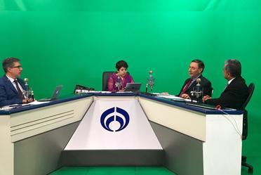 Entrevista del Dr. Abraham E. Vela Dib en Radio Fórmula.