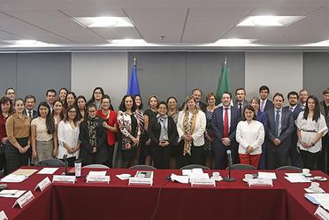 México y ya Unión Europea reafirman su compromiso con la acción climática