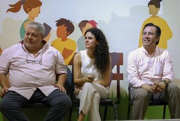 Jóvenes Construyendo el Futuro en Veracruz, actores centrales del desarrollo al sumar su talento a México