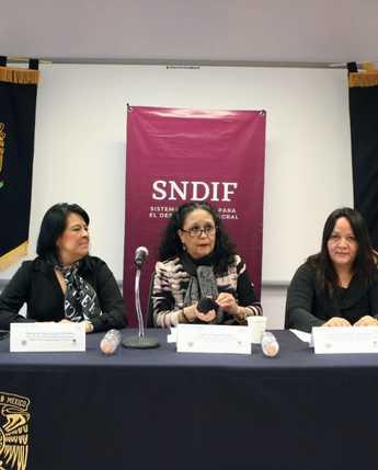 Apuesta SNDIF por mayor profesionalización de personal