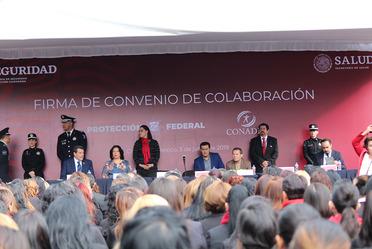 La prevención de las adicciones es un asunto de estado y requiere la suma de todos: Alfonso Durazo Montaño