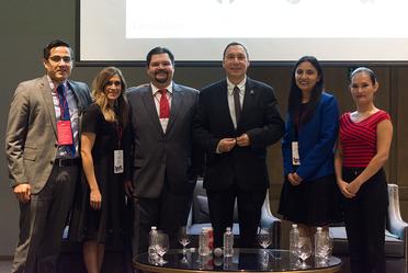 """Participación del Dr. Abraham E. Vela Dib en el evento anual """"Fitch Ratings"""""""