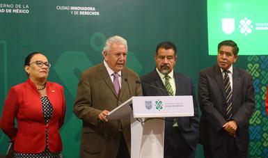 Las Jornadas Agrarias Itinerantes continuarán en beneficio de la población rural: Luis Hernández Palacios