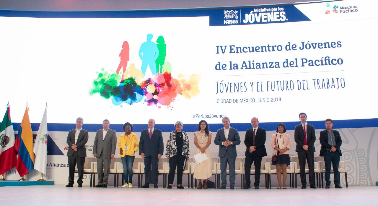 IV Encuentro de Jóvenes de la Alianza del Pacífico