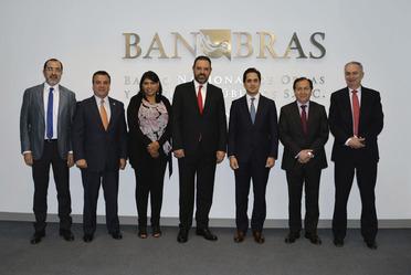 El Director General de Banobras, Jorge Mendoza Sánchez, se reunió con el Gobernador de Zacatecas, Alejandro Tello, para analizar alternativas de colaboración con el estado.