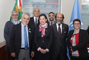 El 27 de junio tuvo lugar la IX Comisión Mixta (COMIXTA) de la Agencia Mexicana de Cooperación Internacional para el Desarrollo (AMEXCID) y Organización de las Naciones Unidas para la Alimentación y la Agricultura (FAO) con la finalidad de revisar los...