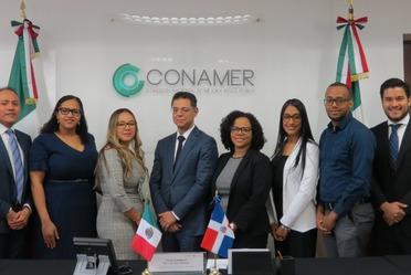 Capacitación a funcionarios de República Dominicana