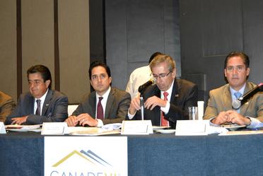 Consejo Directivo de la Cámara Nacional de la Industria de Desarrollo y Promoción de Vivienda (Canadevi)
