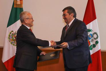 Se llevó a cabo la XII Reunión de la Comisión Mixta de Cooperación Técnica y Científica, la cual tuvo como objetivo reafirmar los lazos de amistad entre ambos países, a través de la negociación de las propuestas que...