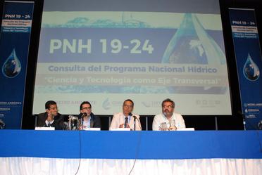 Programa Nacional Hídrico 2019-2024
