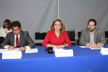 Personas integrantes del Comité de Ética y de Prevención de Conflictos de Interés de la Secretaría General del Consejo Nacional de Población.