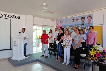 Se Inauguran los Cursos de Verano de Cij en Ixtapa Zihuatanejo
