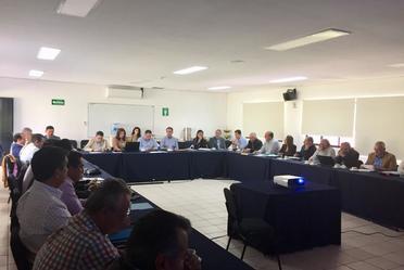Reunión FND - FIRA