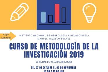 Metodología de la Investigación 2019