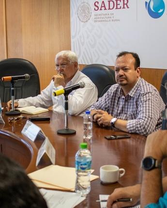 Promoverá Sader propuesta legislativa para fortalecer al sector pesquero y acuícola nacional