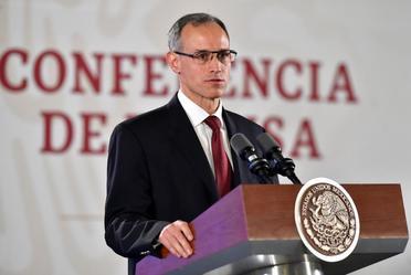 Dr. Hugo López-Gatell, Subsecretario de Prevención y Promoción de la Salud.