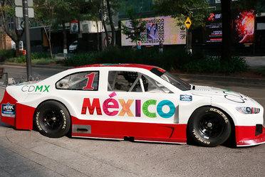 NASCAR en CDMX
