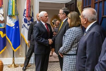 Reunión exitosa del canciller Marcelo Ebrard con funcionarios de EE.UU.