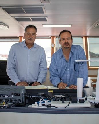 Unen esfuerzos Conapesca e Inapesca para mantener al sector pesquero y acuícola ordenado, moderno y competitivo