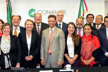 Reunión con la Organización para la Cooperación y el Desarrollo Económicos