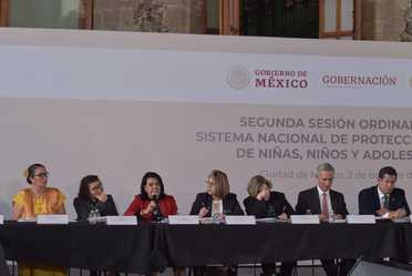 SNDIF presente en la Conferencia Nacional de Gobernadores (CONAGO).