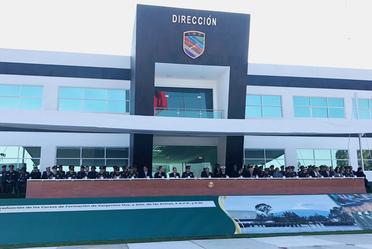 Escuela Militar de Sargentos. Puebla, Pue.