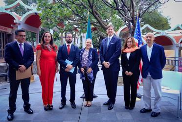 Convenio de educación ambiental México- Estados Unidos
