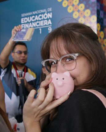 El IPAB presente en la Semana Nacional de Educación Financiera 2019