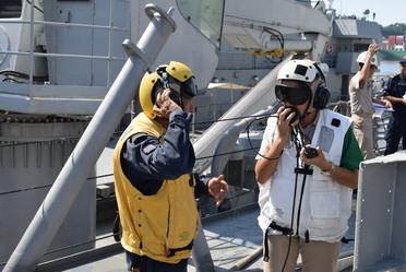 Fuerza Naval del Golfo y Fuerza Naval del Pacífico