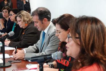 13 Sesión del Observatorio Participación Política de las Mujeres