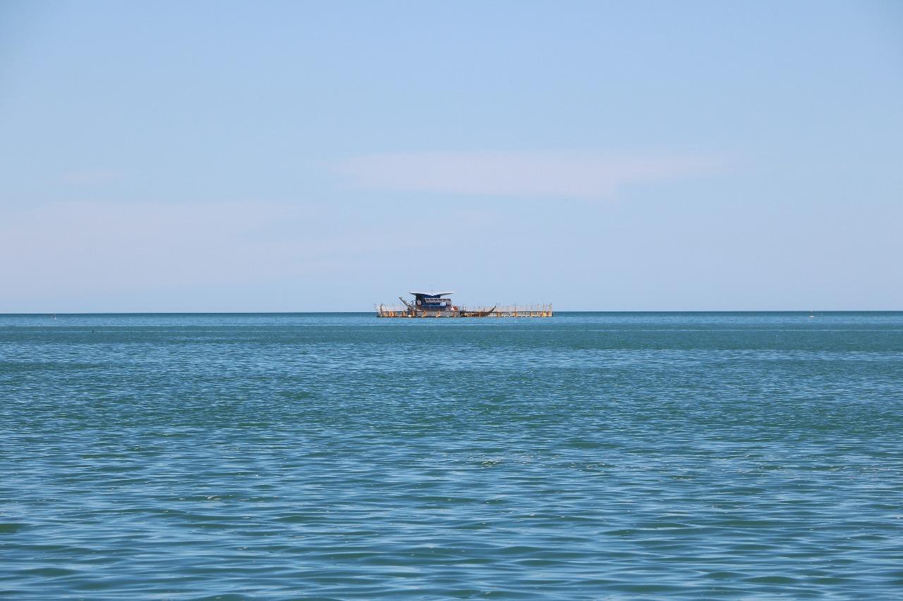 Inicia crucero de investigación en aguas de la Reserva de la Biósfera Alto Golfo de California y Delta del Río Colorado