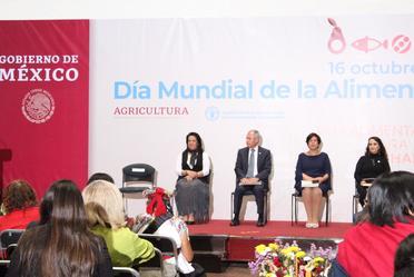 Rocío García Pérez, anunció arranque de la campaña #HagámosloDIFerente.