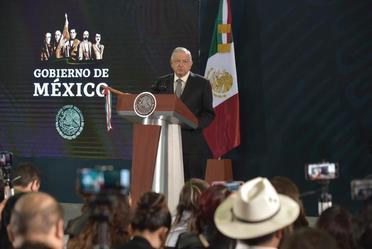 Conferencia de prensa del presidente Andrés Manuel López Obrador, del 18 de octubre de 2019