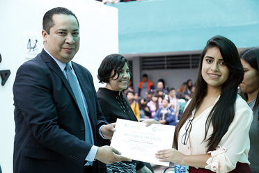 Ceremonia de Excelencia, Plantel 13, Xochimilco - Tepepan