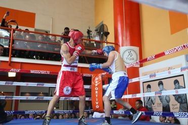 Tercer torneo de boxeo amateur de SPF